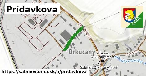 ilustrácia k Prídavkova, Sabinov - 412m