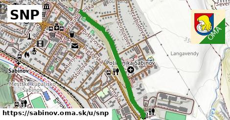 ilustrácia k SNP, Sabinov - 0,83km