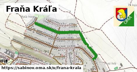 ilustrácia k Fraňa Kráľa, Sabinov - 0,86km
