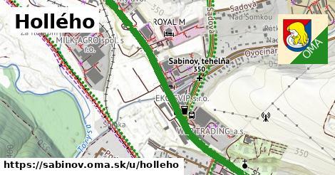 ilustrácia k Hollého, Sabinov - 1,54km