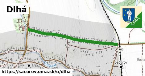 ilustrácia k Dlhá, Sačurov - 0,94km