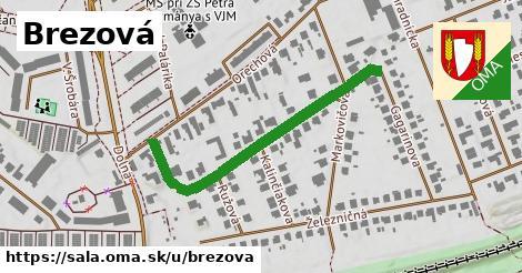 ilustrácia k Brezová, Šaľa - 429m