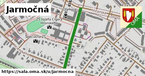 ilustrácia k Jarmočná, Šaľa - 326m