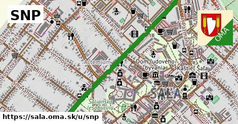 ilustrácia k SNP, Šaľa - 1,81km