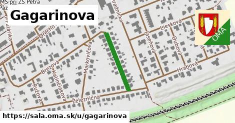 Gagarinova, Šaľa