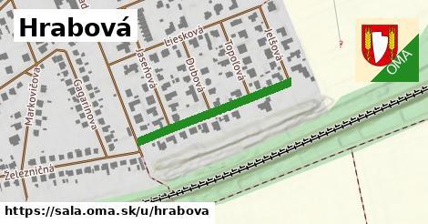 ilustrácia k Hrabová, Šaľa - 287m
