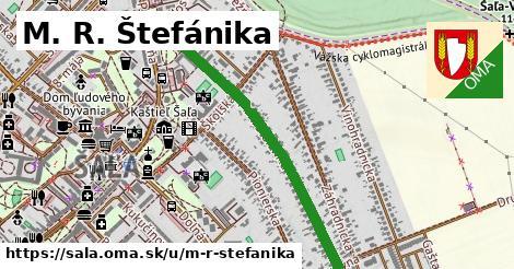 M. R. Štefánika, Šaľa