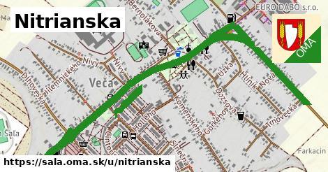 ilustrácia k Nitrianska, Šaľa - 2,2km
