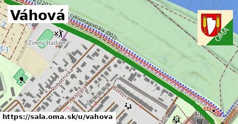 ilustrácia k Váhová, Šaľa - 1,01km