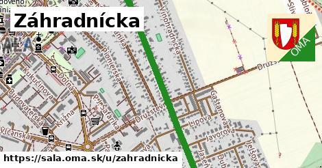 ilustrácia k Záhradnícka, Šaľa - 1,14km