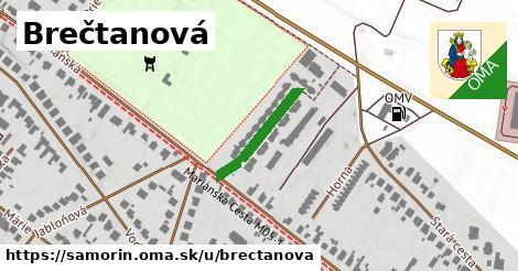ilustrácia k Brečtanova, Šamorín - 173m