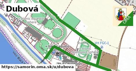 ilustrácia k Dubová, Šamorín - 1,76km
