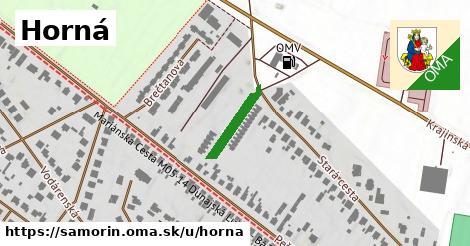 ilustrácia k Horná, Šamorín - 135m