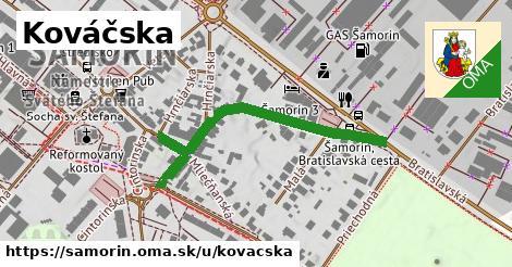 ilustrácia k Kováčska, Šamorín - 433m
