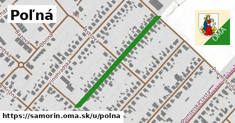 ilustrácia k Poľná, Šamorín - 389m