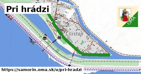 ilustrácia k Pri Hrádzi, Šamorín - 0,73km