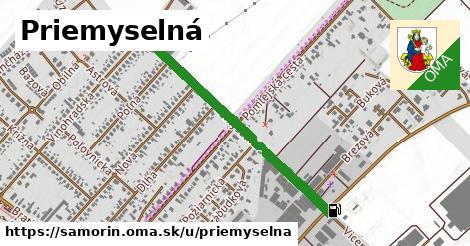 ilustrácia k Priemyselná, Šamorín - 0,81km