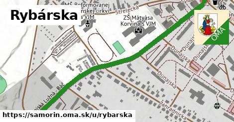 ilustrácia k Rybárska, Šamorín - 0,76km