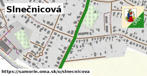 ilustrácia k Slnečnicová, Šamorín - 433m