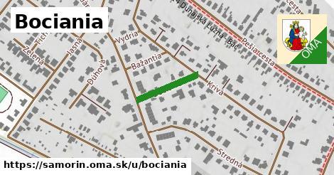 ilustrácia k Bociania, Šamorín - 151m