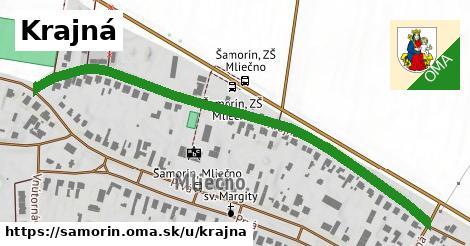 ilustrácia k Krajná, Šamorín - 0,70km