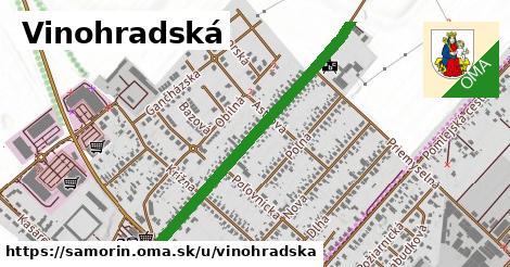 ilustrácia k Vinohradská, Šamorín - 2,2km