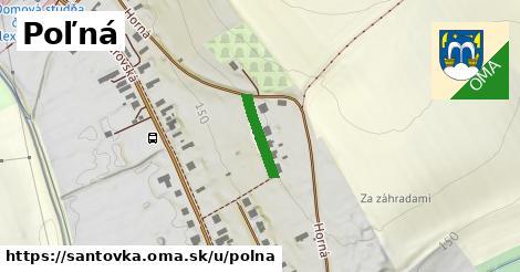 ilustrácia k Poľná, Santovka - 129m