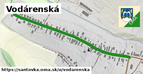 ilustrácia k Vodárenská, Santovka - 657m