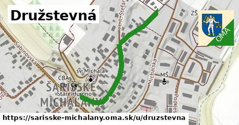 ilustrácia k Družstevná, Šarišské Michaľany - 462m