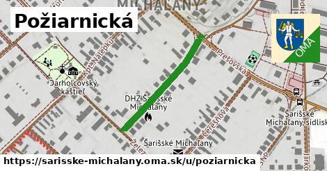 ilustrácia k Požiarnická, Šarišské Michaľany - 278m