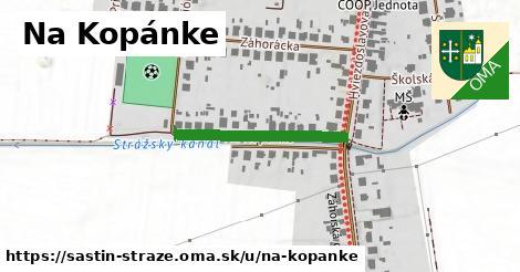 ilustrácia k Na Kopánke, Šaštín-Stráže - 507m