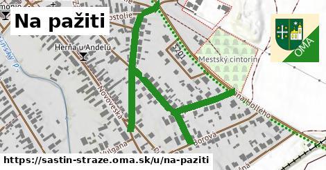 ilustrácia k Na pažiti, Šaštín-Stráže - 677m