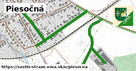 ilustrácia k Piesočná, Šaštín-Stráže - 337m
