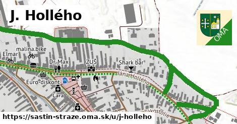 ilustrácia k J. Hollého, Šaštín-Stráže - 2,2km