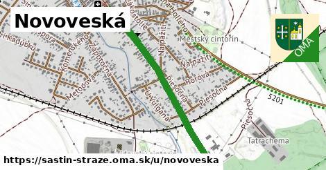 ilustrácia k Novoveská, Šaštín-Stráže - 592m