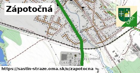 ilustrácia k Zápotočná, Šaštín-Stráže - 1,47km