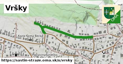 ilustrácia k Vŕšky, Šaštín-Stráže - 412m