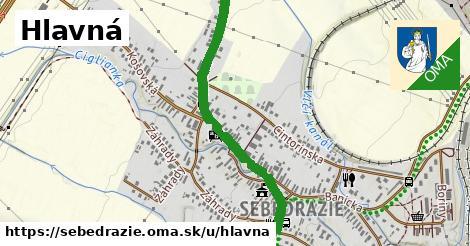 ilustrácia k Hlavná, Sebedražie - 0,84km