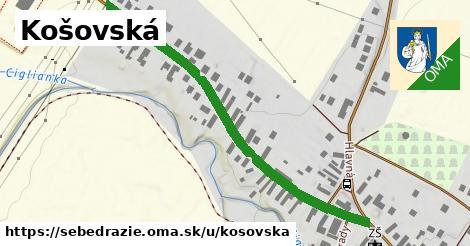 ilustrácia k Košovská, Sebedražie - 550m