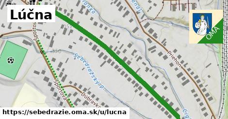ilustrácia k Lúčna, Sebedražie - 628m