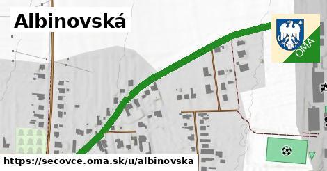 ilustrácia k Albinovská, Sečovce - 684m