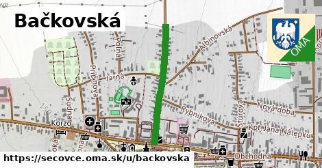 ilustrácia k Bačkovská, Sečovce - 557m