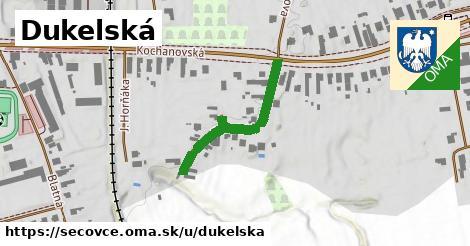ilustrácia k Dukelská, Sečovce - 291m
