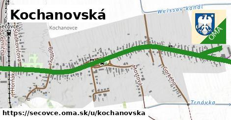 ilustrácia k Kochanovská, Sečovce - 1,82km