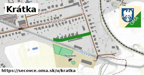 ilustrácia k Krátka, Sečovce - 197m