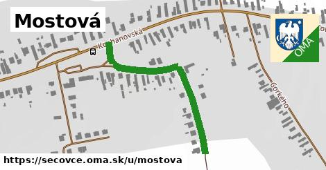 ilustrácia k Mostová, Sečovce - 411m
