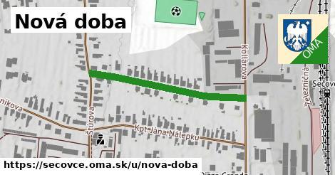 ilustrácia k Nová doba, Sečovce - 352m