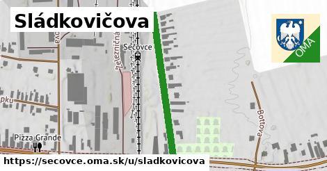 ilustrácia k Sládkovičova, Sečovce - 315m