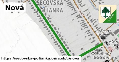 ilustrácia k Nová, Sečovská Polianka - 1,11km