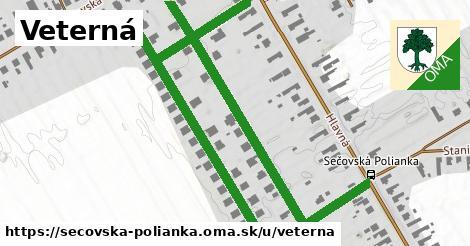 ilustrácia k Veterná, Sečovská Polianka - 1,19km